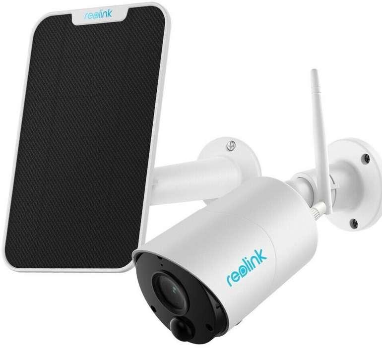 Reolink Argus Eco - WLAN Outdoor Überwachungskamera mit Akku (1080P, Nachtsicht) für 76,49€ inkl. Versand