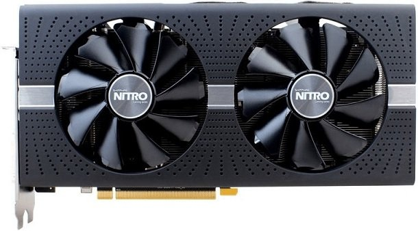 Sapphire Radeon RX 580 Nitro+ 4GB Grafikkarte für 127,85€ (statt 156€)