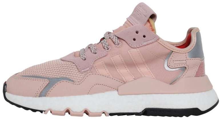 """Adidas Nite Jogger Damen Sneaker im """"Vapour Pink""""-Colourway für 74,44€ (statt 101€)"""