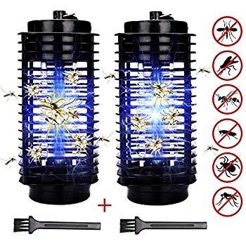 Hengda - verschiedene LED Insektenvernichter mit UV-Licht ab 14,69€