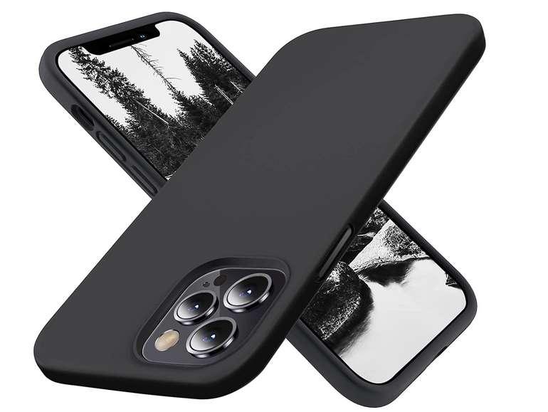 Elando Silikonhülle iPhone 12 Pro Max für 1,59€ inkl. Prime Versand (statt 1,99€)