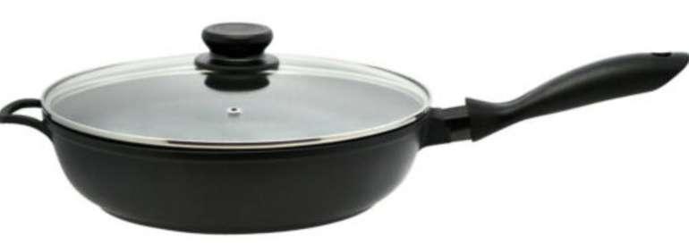 Elo 91528 Alucast Schmorpfanne (Aluminium, Beschichtung: PTFE, 280 mm) für 12€