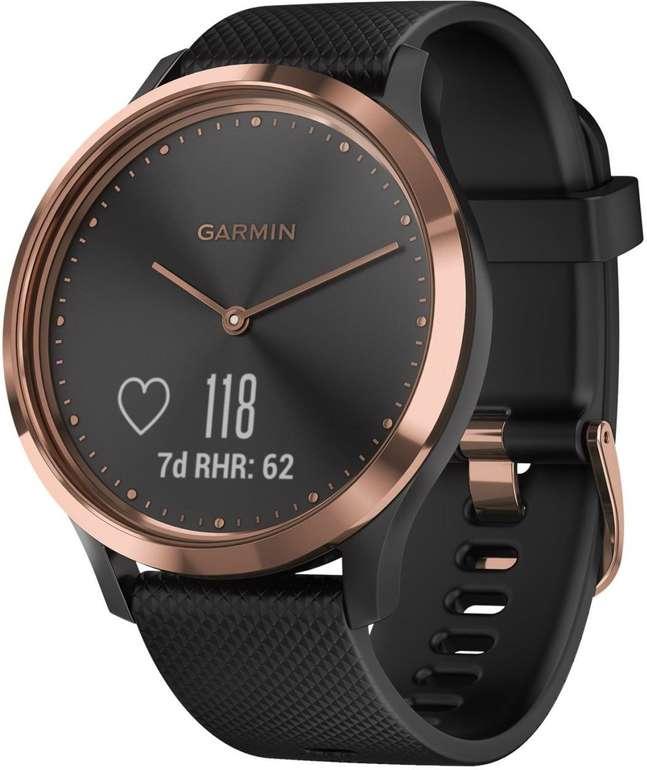 Garmin vivomove HR Smartwatch in drei Farben für je nur 119€ (statt 146€)