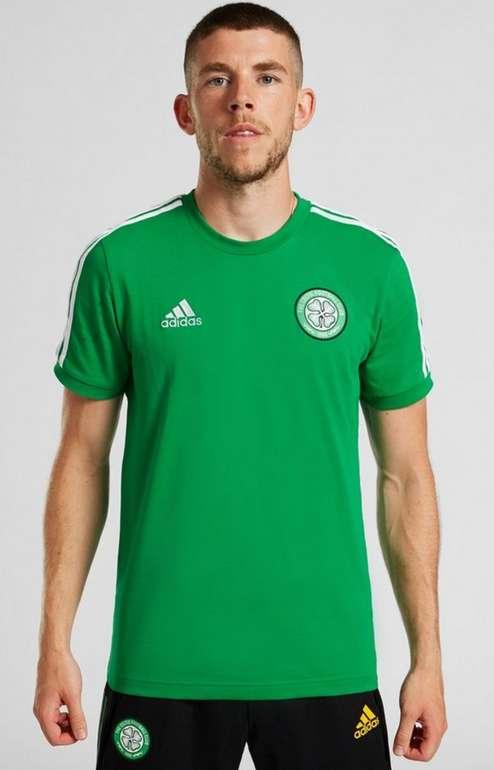 adidas Celtic FC Identity T-Shirt Herren in Grün für 18€inkl. Versand (statt 25€)