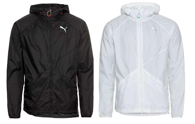 Puma Last Lap Light Weight Herren Running Jacke in schwarz oder weiß für 28,94€ inkl. Versand (statt 40€)