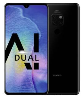 Huawei Mate20 Smartphone (128 GB, 4GB RAM, Dual SIM) für 379€