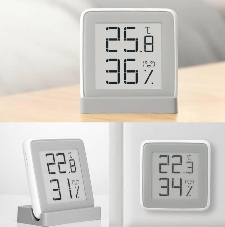 Xiaomi MiaoMiaoCe Thermometer & Luftfeuchtigkeitsmesser für 8,88€ (statt 13€)