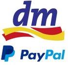 Schnell? 10€ DM PayPal Gutschein ab 39€ sichern und bis zum 09.12.2018 einlösen