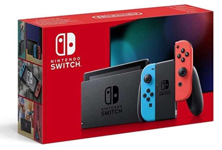 eBay: 10% Rabatt auf ausgewählte Technik & Elektrogeräte - z.B. Nintendo Switch für 279,90€ (statt 313€)