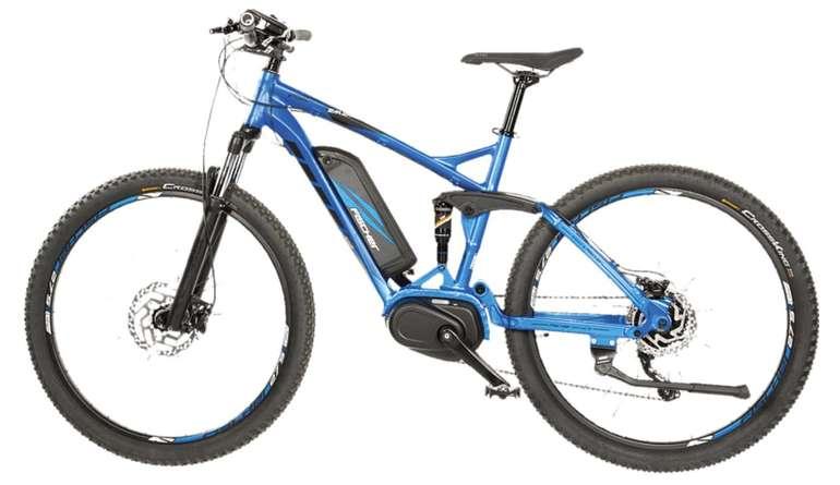 Fischer EM 1862.1-S2 - 27,5 Zoll Pedelec-Mountainbike bis 25 km/h für 2.056,76€ (statt 2.389€)