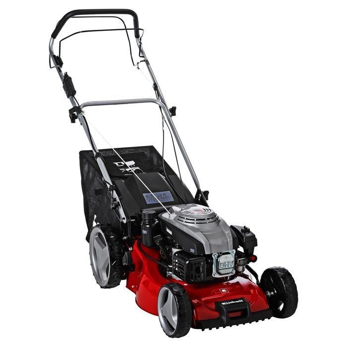 Einhell Benzin-Rasenmäher GC-PM 46/2 S HW-E 46 cm mit Radantrieb für 309,94€ inkl. Versand (statt 369€)