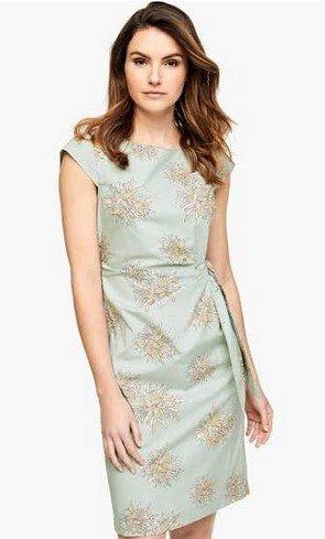 S.Oliver Black Label Kurzarm Kleid für 54,58€ inkl. Versand (statt 77€)