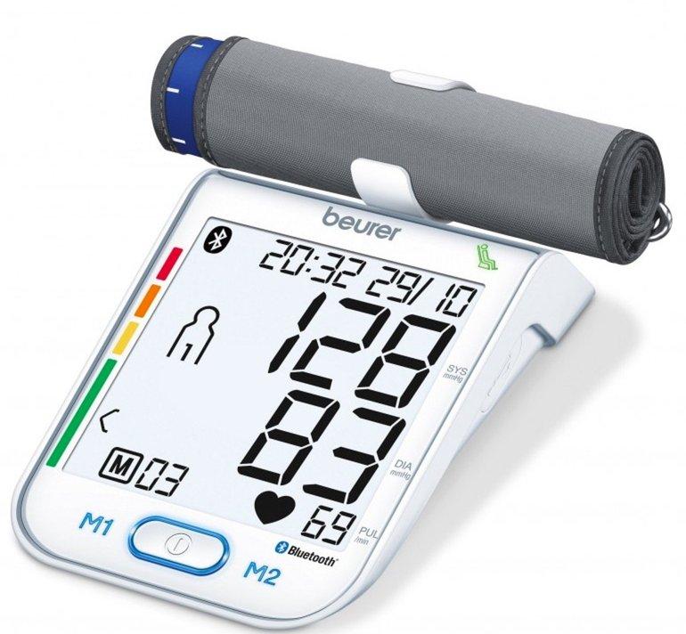Beurer BM 77 Bluetooth Blutdruckmessgerät für 71,09€ statt 92€