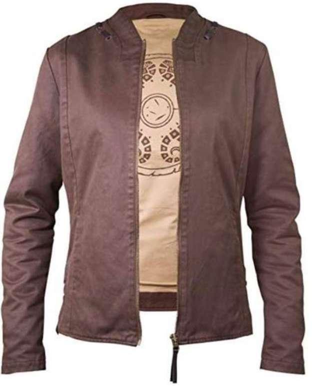 Musterbrand Sheika - Zelda Frauen Jacke (braun, 100% Baumwolle) für 20€ inkl. Versand (statt 25€)