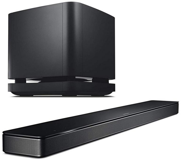 Bose Soundbar 500 + Bose Bass Modul 500 für 699€ inkl. Versand (statt 787€)
