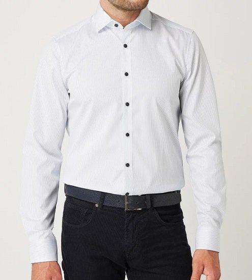 Olymp Business-Hemden im Sale + 20% Extra-Rabatt – z.B. Doppelpack Olymp Level 5 Hemden für 71,98€
