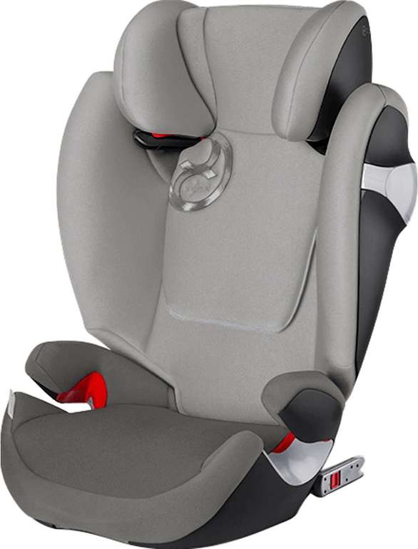 cybex Gold Kindersitz Solution M-fix in 2 verschiedenen Farben für 119,69€ inkl. Versand (statt 150€)