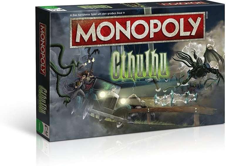 Brettspiel Monopoly Cthulhu für 24,94€ inkl. Versand (statt 35€)