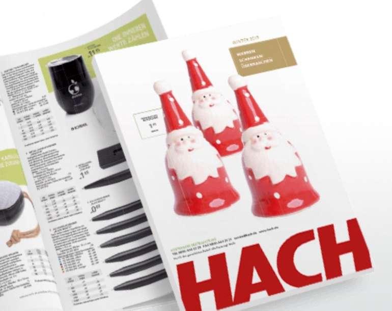 Hach.de: Werbegeschenke & Werbeartikel mit eigenem Logo jetzt günstiger im Sale