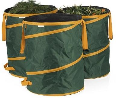 3x Prima Garden Gartenabfallsäcke mit jeweils 160 Litern für 29,90€