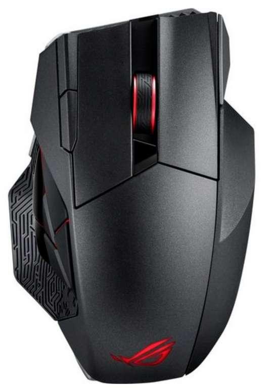 Asus ROG Spatha Gaming-Maus mit 12 Tasten für 102,94€inkl. Versand (statt 113€)