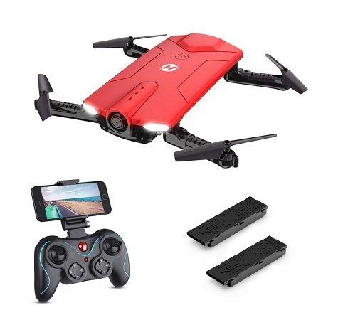 Holy Stone HS160R Mini FPV Drohne inkl. HD Kamera für 80,09€ inkl. VSK
