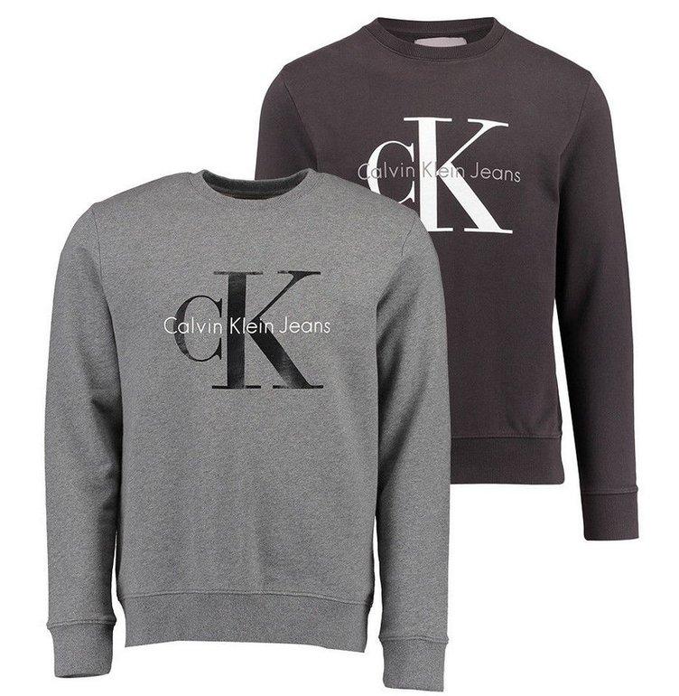 """Calvin Klein Herren Pullover/Sweatshirt """"CN"""" zu 43,80€ inkl. Versand (statt 70€)"""