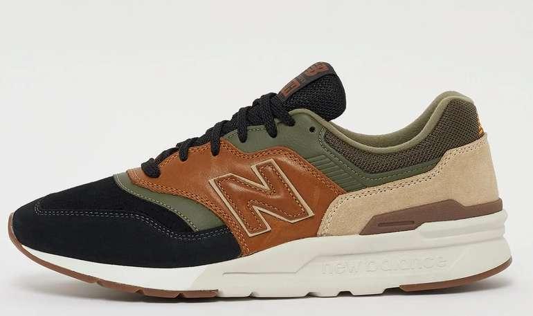 New Balance 997 Workwear Herren Sneaker in Braun für 87,99€ inkl. Versand (statt 109€)