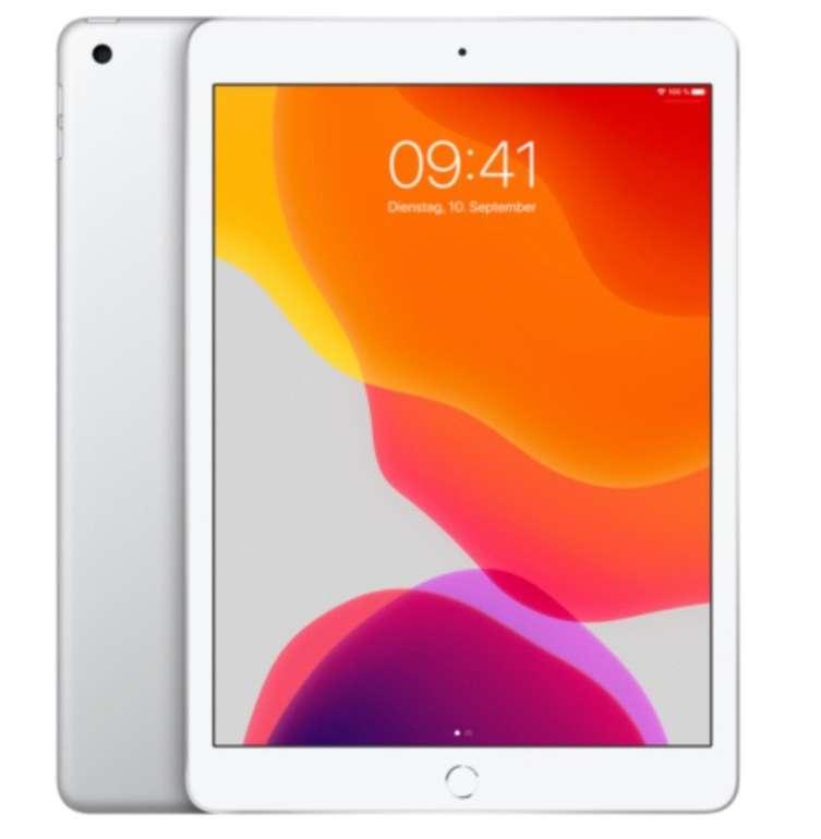 Apple iPad 10.2 2019 (MW752LL/A) 32GB + WiFi in Silber für 299,15€ inkl. Versand (statt 320€)