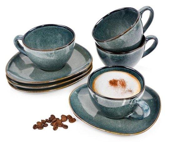 8-tlg. Sänger Darwin Kaffeetassen Set für 26,60€ inkl. Versand (statt 42€)