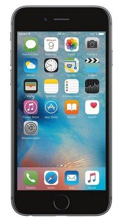 Apple iPhone 6s mit 32GB + o2 AllNet-Flat mit 3GB LTE für 14,99€ mtl.