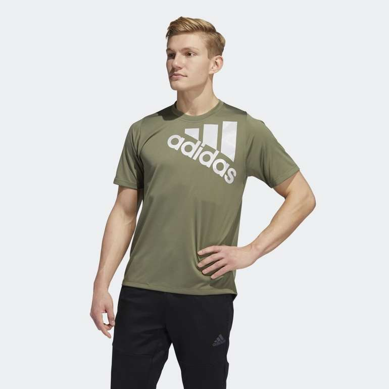 Adidas Tokyo Badge of Sport Herren T-Shirt für 14,86€ inkl. Versand (statt 24€) - Creators Club