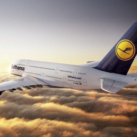30€ Gutschein für Lufthansa Flüge mit Abflug aus Deutschland