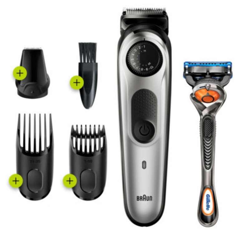 Braun BT5260 Haarschneider in Schwarz/Silber für 35,05€inkl. Versand (statt 43€)