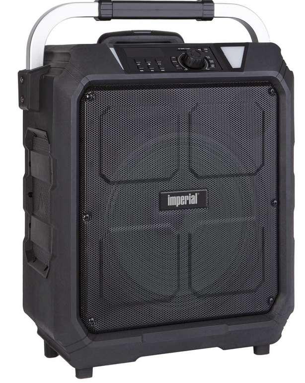 Imperial Beatsman 100 akkubetriebener Lautsprecher-Trolley (100W, Bluetooth 4.2) für 129,99€ inkl. Versand
