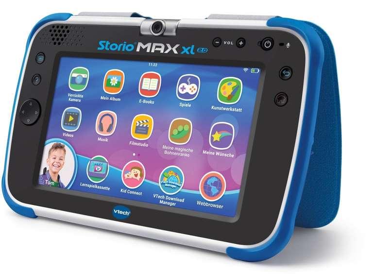 Vtech Lern Tablet Storio Max XL 2.0 für 95,77€ inkl. Versand (statt 117€)