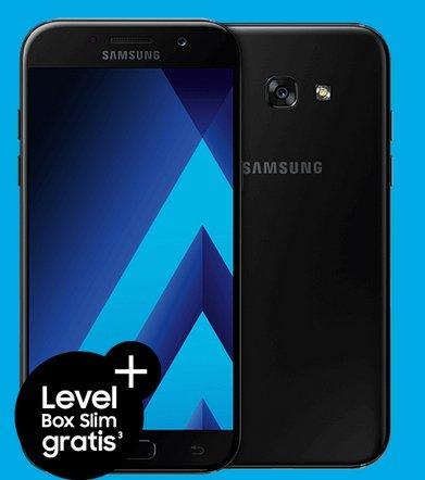 Sparhandy OsterhA5en Deals - z.B. Blau Allnet (3GB) + Galaxy A5 14,99€ mtl.