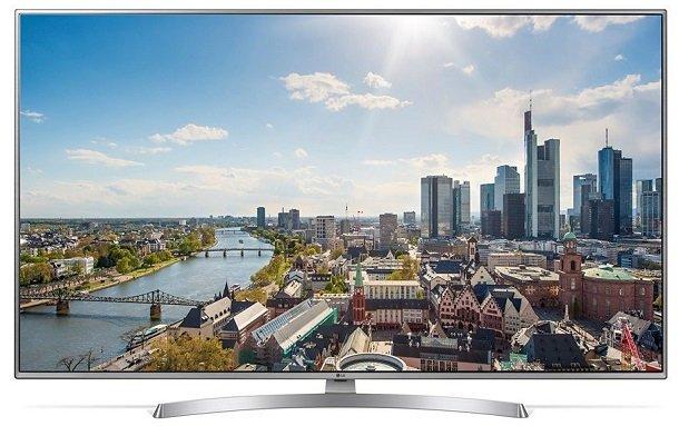 LG 55UK6950 - 55 Zoll UHD 4K Smart TV mit Triple Tuner für 508,90€ (statt 609€)