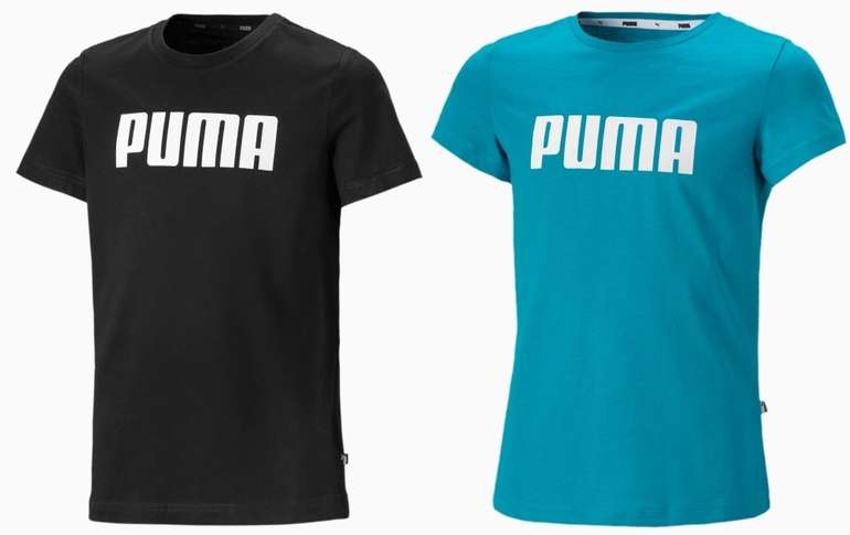 Puma Essentials Jungen & Mädchen T-Shirts ab 6,10€ inkl. Versand (statt 15€)