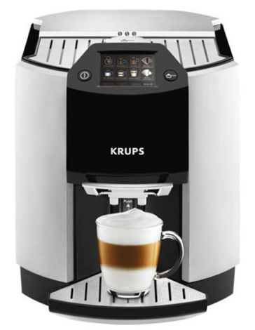 Krups EA 9010 One-Touch-Cappuccino Kaffeevollautomat für 579€ (statt 629€)
