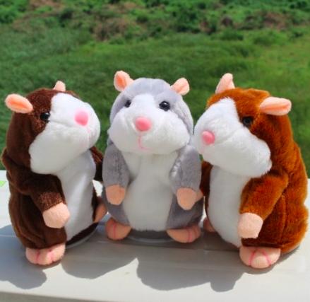 Gadget: Mimicry Pet - Der sprechende Hamster für 4,93€ inkl. Versand