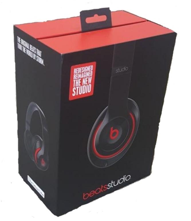 Beats by Dr. Dre Studio 2.0 Kopfhörer in schwarz nur 129,99€ inkl. Versand