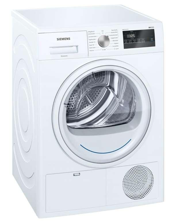 Siemens WT43N2G1  Wäschetrockner für 211,80€ inklusive Versandkosten (statt 430€)