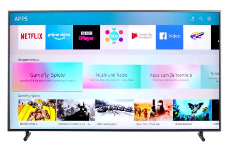 Samsung The Frame TV: UE55LS003AUXZG – 55″ 4K/UHD-Smart TV ab 999€
