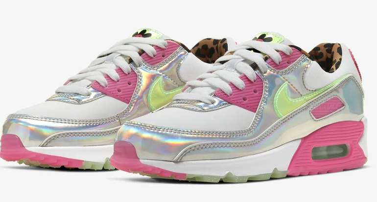 Nike Air Max 90 LX Damen Sneaker für 79,10€ inkl. Versand (statt 120€)