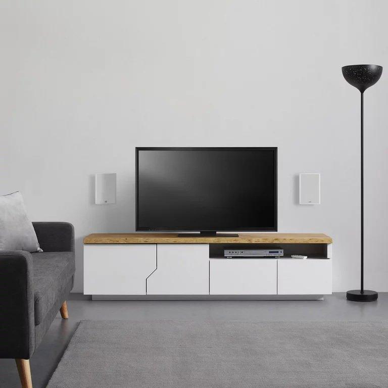 """Bessagi TV-Element in weiß """"Carlos"""" für 214,25€ inkl. Versand (statt 349€)"""