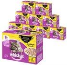 120er Whiskas Mega-Multipack Katzenfutter (versch. Sorten) für 29,99€