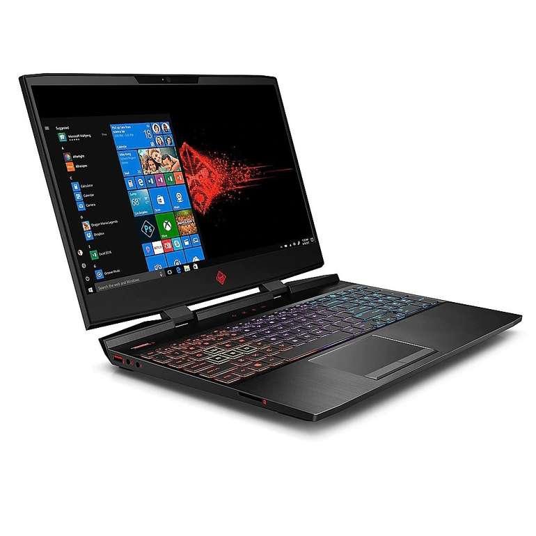 """HP Omen 15-dc1009ng - 15,6"""" Gaming Notebook (i7, 16 GB RAM, 512 GB SSD, GTX 1660Ti) für 1.204,99€"""