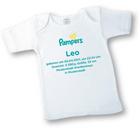 Pampers Club: personalisiertes Baby T-Shirt kostenlos bestellen