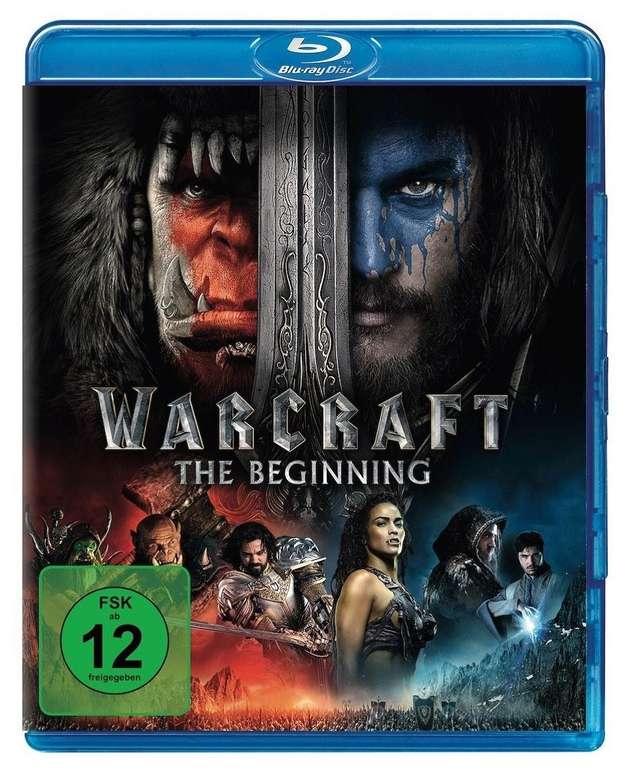 Warcraft The Beginning (Blu-ray) für 5€ inkl. Versand (statt 9€)